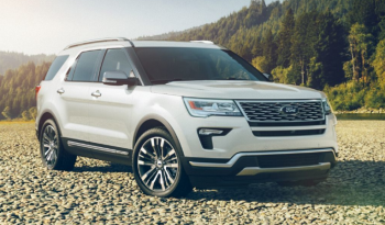 Ford Explorer 2018 4WD